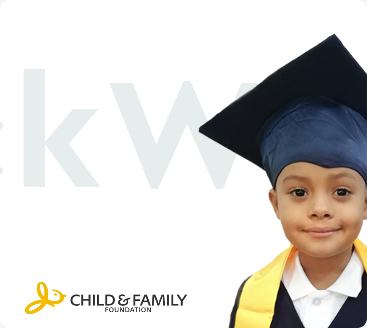 cashback child and family foundation tile